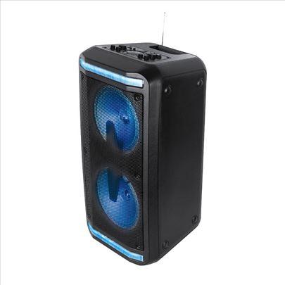 Prenosna zvučna kutija sa BT konekcijom 80W, PAR21