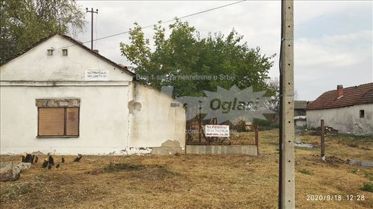 Kuća za rušenje  Hrtkovci
