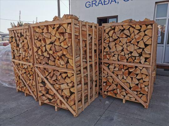 Drva za ogrev (paletirana)