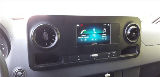 Multimedia mercedes Sprinter W910
