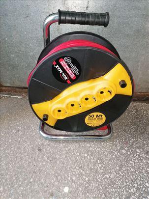 Produzni kabl Motalica od 50 metra 3x2.5 presek