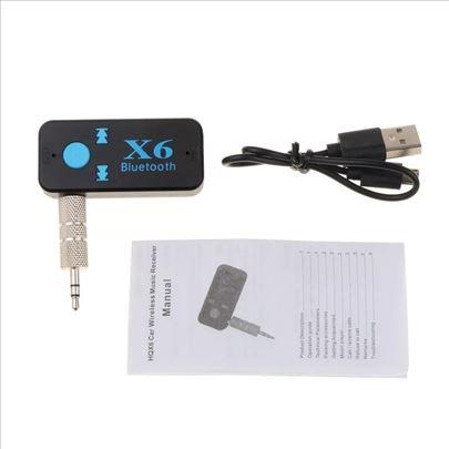 Bluetooth receiver X6