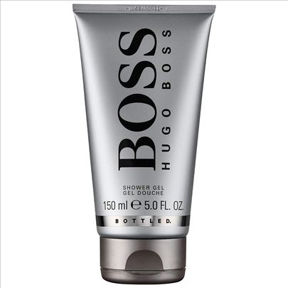 Hugo Boss bottled 150ml shower gel