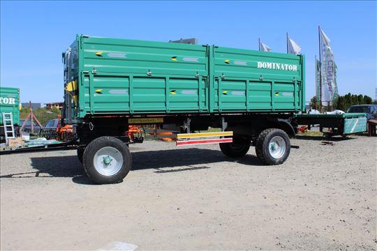 Prodaja novih prikolica Dominator 15 tona nosivost