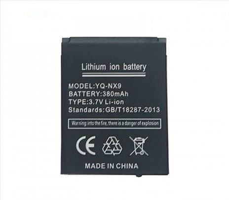 Baterija za Smart Watch DZ09 i ostale pametne sato