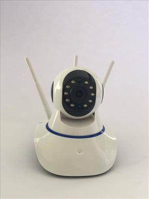 Bezicna wi fi kamera-kamera sa tri antene-Novo