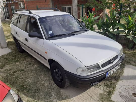 Opel Astra F 1.4 Benzin