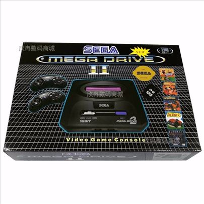 Sega mega drive 2 konzola