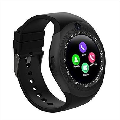 Smart Watch - Pametni Sat crni jako lep sat