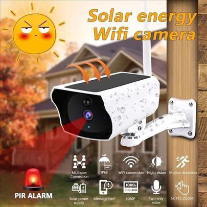 Solarna IP WIFI Kamera 2.0mp
