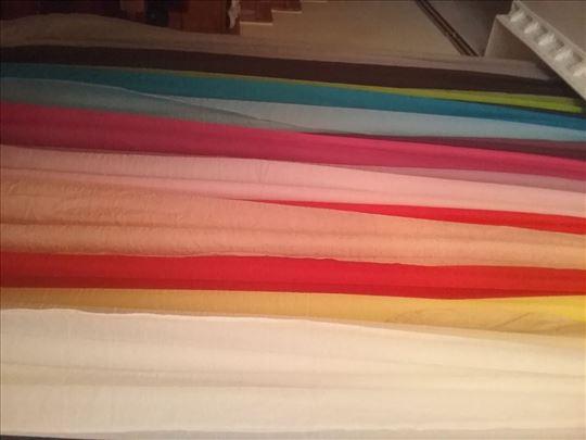 Zavese,mebl stof ,draperije