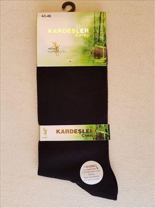 Kvalitetne čarape od bambusa Vel;40-46
