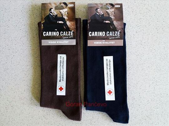 Muške tanje i deblje medicinske čarape
