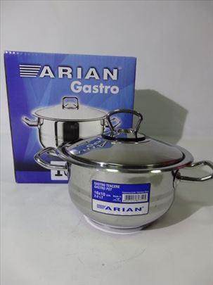 SERPA 2L INOX ARIAN 16x10cm 2 L (novo)