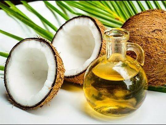 Kokosovo ulje organsko