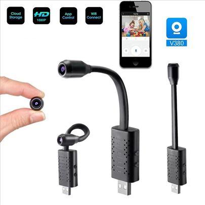 MIni USB kamera WiFi smart IP kamera