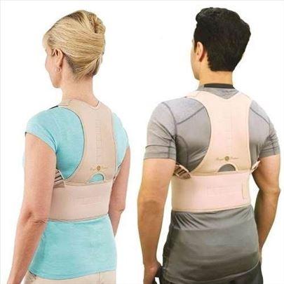 Pojas za korekciju držanja leđa, kicme i grudi