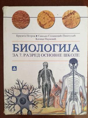 Biologija za 7. razred, Zavod za udžbenike