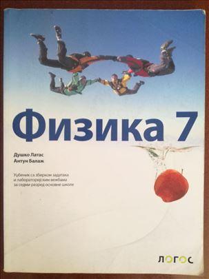 Fizika za 7.razred, udžbenik sa zbirkom, Logos
