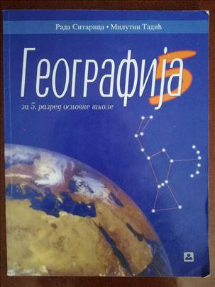 Geografija za 5.razred, Zavod za udžbenike