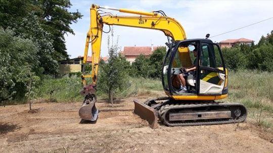 Iskopi - Zemljani radovi - Čišćenje placeva