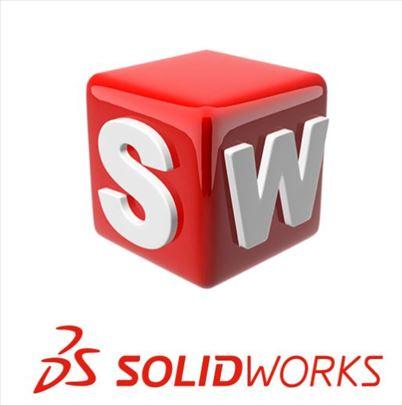SolidWorks - 3D modelovanje i 2D crtanje