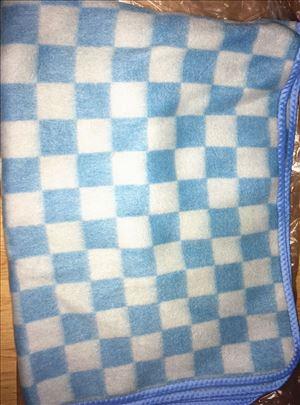 Ćebe za decu 50% vune