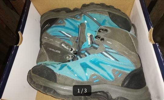 Duboke nepromočive cipele