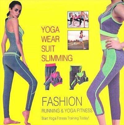 Odelo za jogu YOGA wear suit slimming