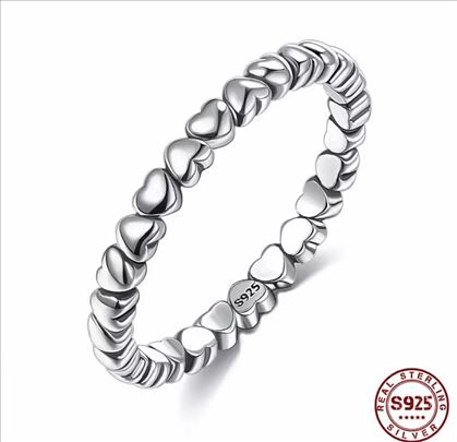Srebrno prstenje
