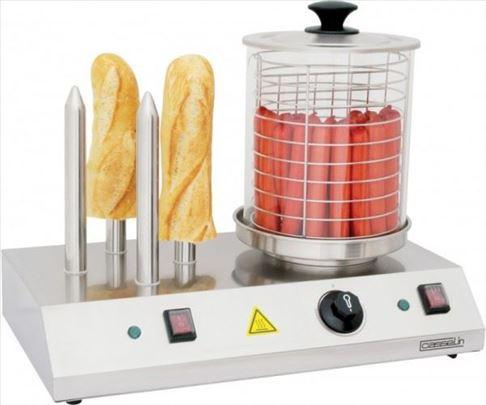 Aparat za hot dog Italy Line HD-4