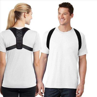 Pojas za kičmu i pravilno držanje leđa