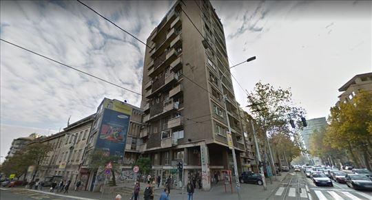 Tašmajdan - velika terasa