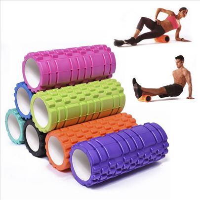 Foam Roler masazer, valjak za fitnes, jogu