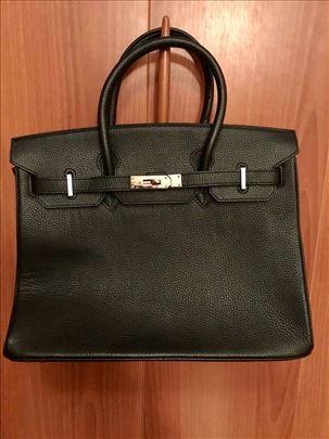 Hermes Birkin crna torba LUX