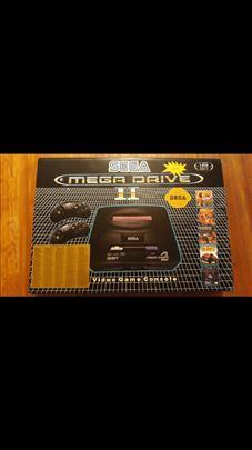 Sega Mega Drive ll (16-bit)