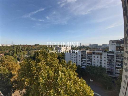 Novi Beograd, Blok 64, Gandijeva, 2.0. (2.5) 58m2+
