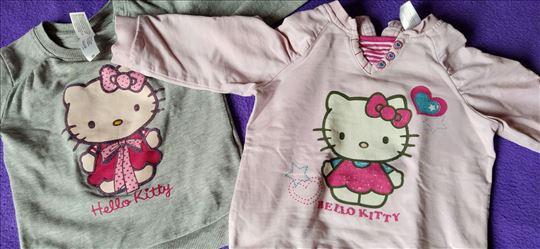 2 Duksa C&A Hello Kitty 86cm
