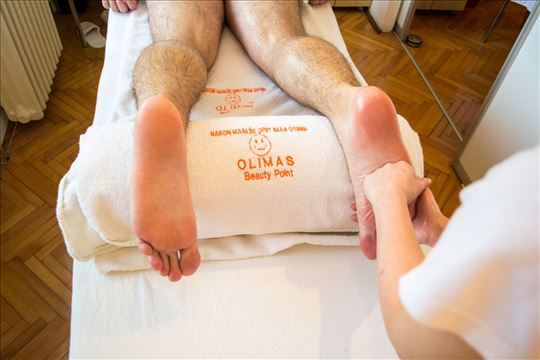 Foot Masaža