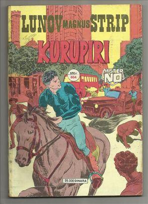 Mister No LMS 864 Kurupiri