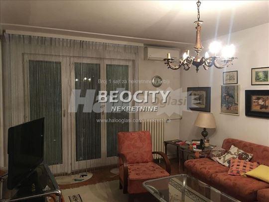 Novi Beograd, Blok 61, Jurija Gagarina, 3.0, 80m2