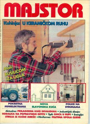 Časopis  Sam svoj majstor, 1975 - 1996 god