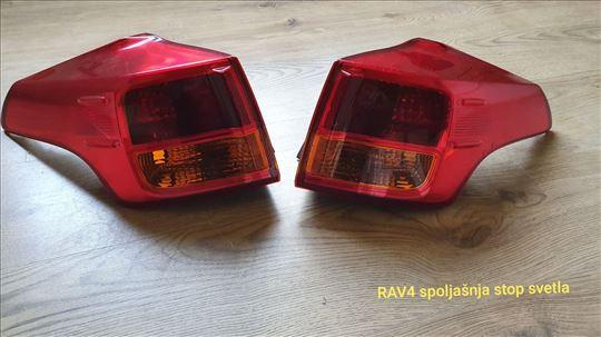 Toyota RAV 4 zadnja svetla