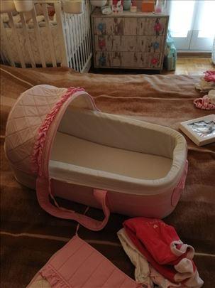 Nosiljka+sve sto je potrebno za prve dane sa bebom