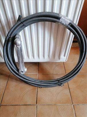 Sajla za kanalizaciju od 10 metra debljine 12 mm