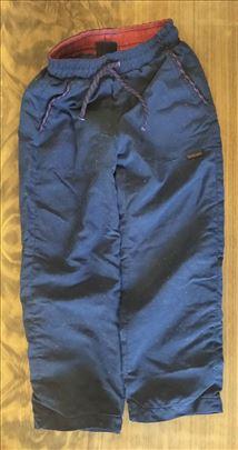Tamno plave Waikiki termo pantalone, 3-4 god, pola
