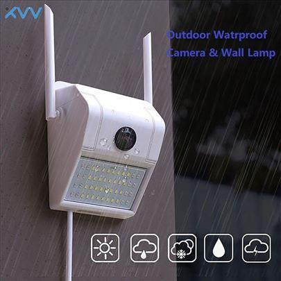 IP Kamera Spoljna WiFi ZIDNA kamera 48 diode