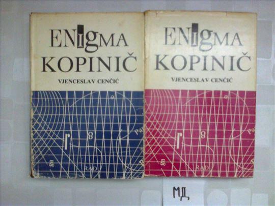ENIGMA KOPINIC - VJENCESLAV CENCIC - 2. KNJIGE