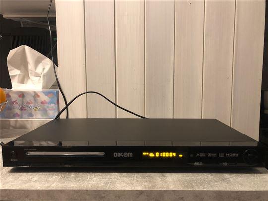 DVD player Dikom br.1. uvoz Svajcarska