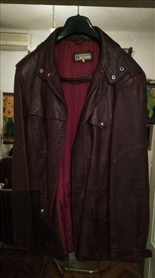 Muška kožna jakna Paco Rabane